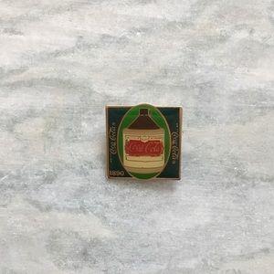 '85 / Coca-Cola Pin